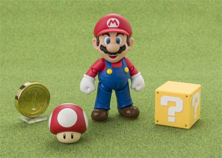 Super Mario - Figur Mario