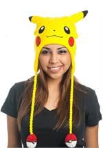 Pokémon - Beanie Pikachu (Lappländer-Beanie)
