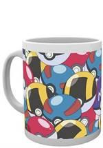 Pokémon - Tasse Pokeballs