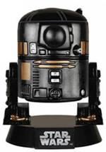 Star Wars - POP! Vinyl Wackelkopf-Figur R2-Q5