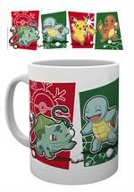 Pokemon - Tasse Snowball Starters