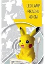 Pokémon - LED-Lampe Pikachu (40 cm)