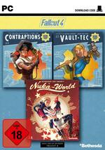 Fallout 4 DLC 4+5+6 [Code in a Box] (Add-On)