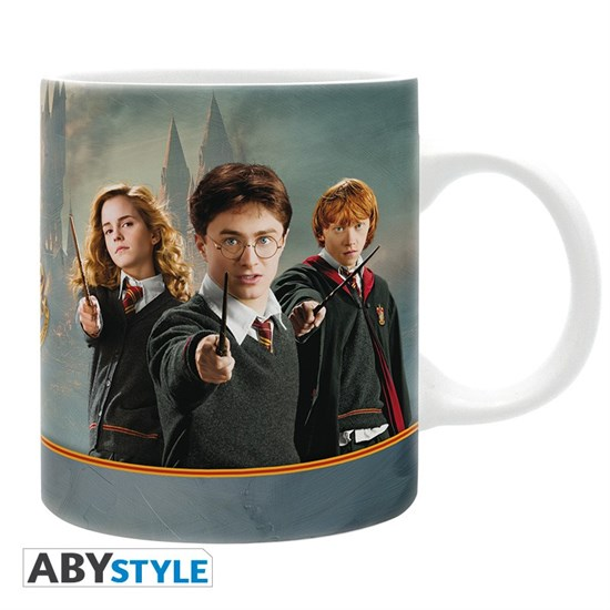 harry potter tasse harry cie power to. Black Bedroom Furniture Sets. Home Design Ideas