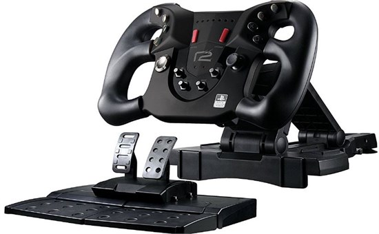 ps4 pace wheel ready2gaming. Black Bedroom Furniture Sets. Home Design Ideas