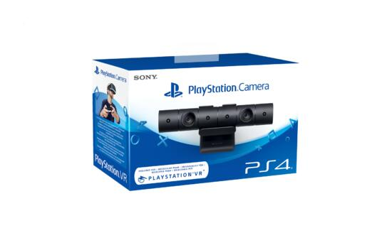 playstation 4 camera 2016. Black Bedroom Furniture Sets. Home Design Ideas