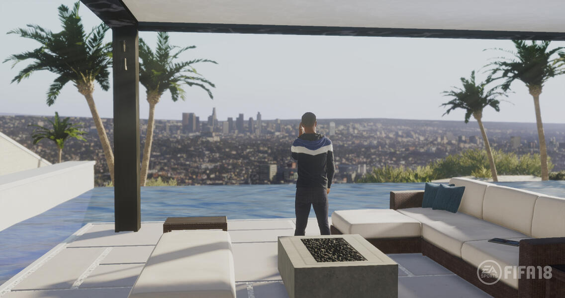FIFA 18 Screenshot