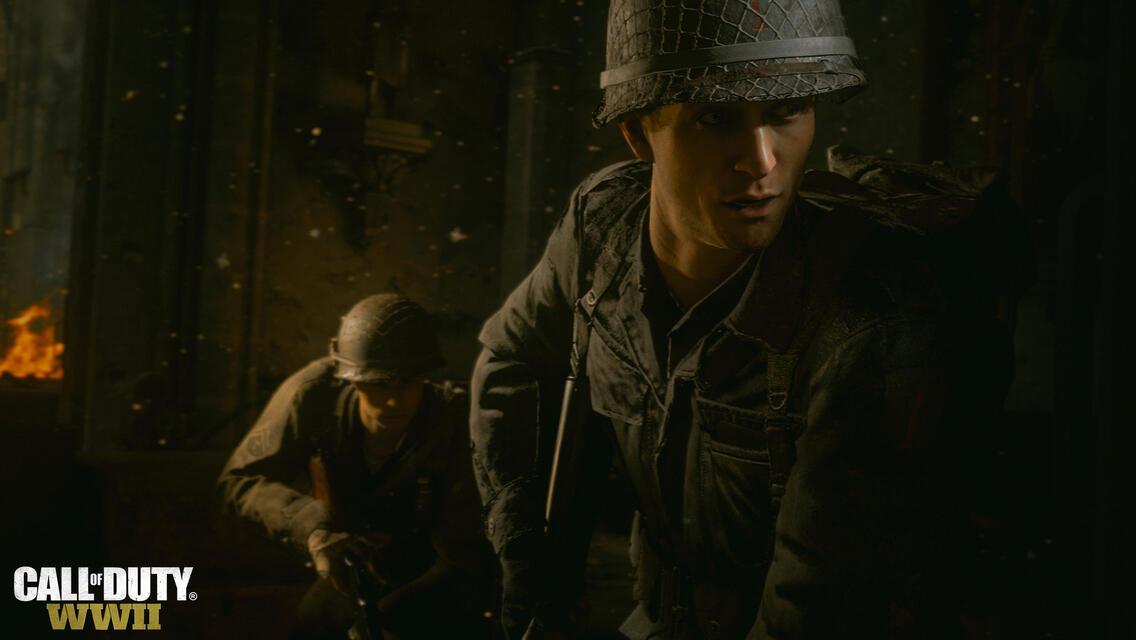 Call of Duty®: WWII Screenshot