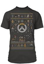 Overwatch - T-Shirt Holiday (Größe L)