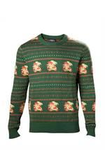 The Legend of Zelda - Sweatshirt XMAS (Größe M)