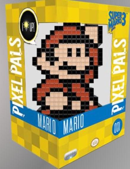 Pixel Pals - Nintendo Mario (Super Mario Bros 3)