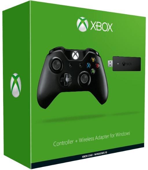 Xbox One Controller + Wireless Adapter Für Windows