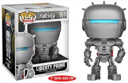 Fallout 4 - POP! Vinyl Figur Liberty Prime