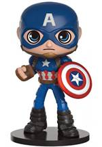 Marvel - Wackelkopf-Figur Captain America Civil War