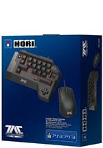 T.A.C FOUR (Mechanische Tastatur & Maus (PS4/PS3/PC) (HORI)