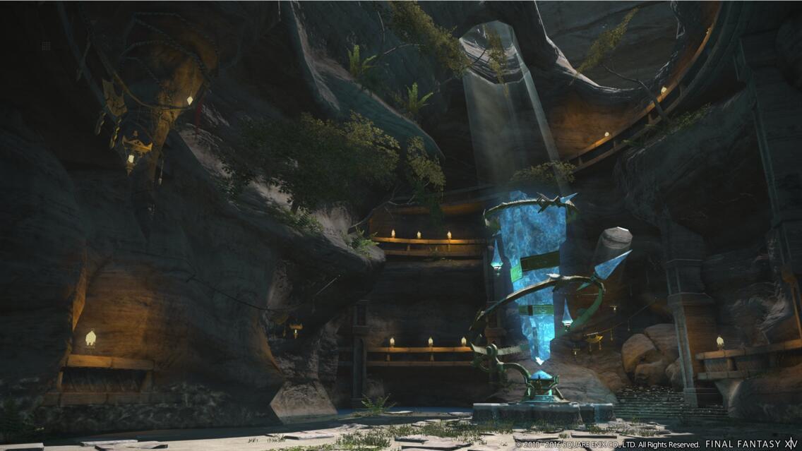 Final Fantasy XIV: Stormblood Screenshot