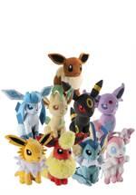 Pokémon - Plüschfiguren (zufällige Auswahl)