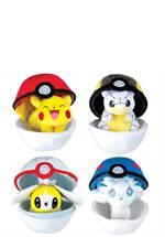 Pokémon - Plüschfigur Zipper Pokeball