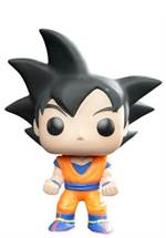 Dragon Ball Z - POP! Vinyl-Figur Black Hair Goku