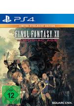 Final Fantasy XII: The Zodiac Age (Limited Steelbook Edition)