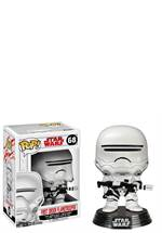 Star Wars Episode VIII - POP! Vinyl-Figur First Order Flametrooper