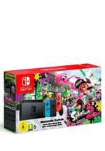 Nintendo Switch Konsole inkl. Splatoon 2