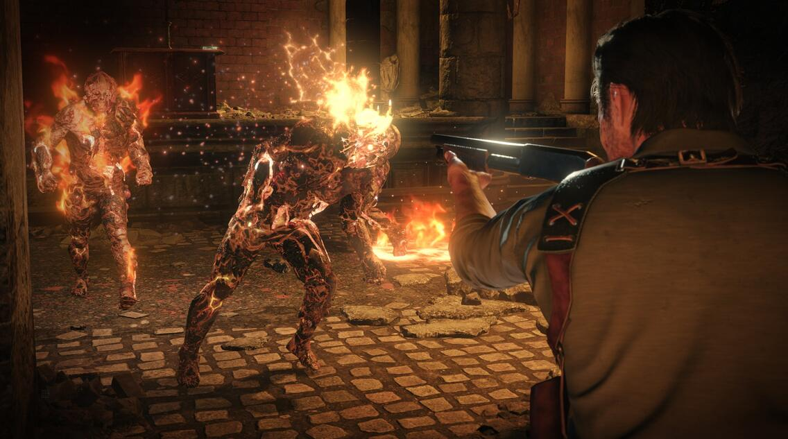 The Evil Within 2 Screenshot