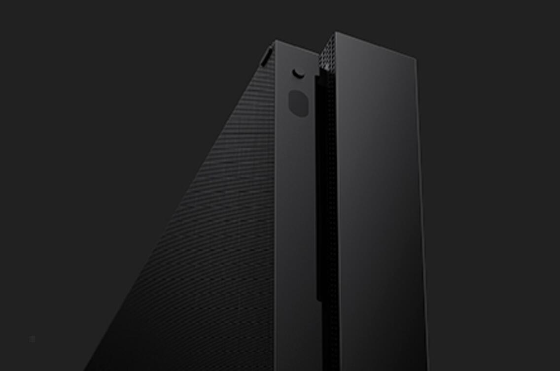 Xbox One X 1TB Konsole