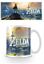 The Legend of Zelda - Tasse Breath of the Wild Tasse Sunset