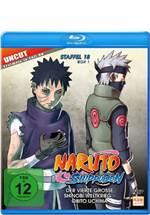 Naruto Shippuden Der vierte große Shinobi Weltkrieg - Obito Uchiha (Blu-ray)