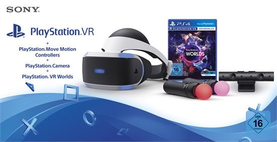 playstation vr camera move twin pack vr worlds. Black Bedroom Furniture Sets. Home Design Ideas