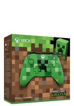 Xbox One Wireless Controller Mincecraft green