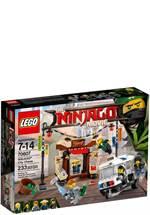 LEGO® NINJAGO Verfolgungsjagd in NINJAGO City - 70607