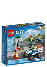 LEGO City Polizei Starter-Set - 60136