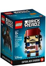 LEGO® BrickHeadz Captain Jack Sparrow - 41593