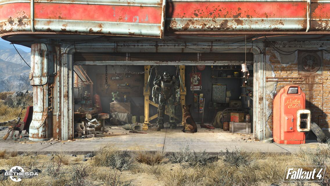 Fallout 4 - Game of the Year-Edition