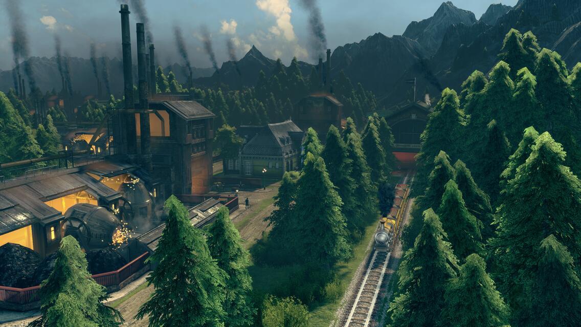 Anno 1800 Screenshot