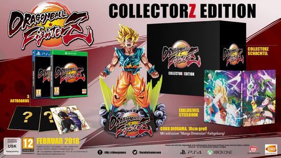Dragon Ball Fighterz Collectors Edition Gamestop Ch