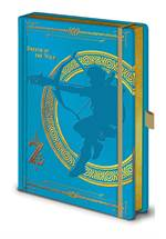 The Legend of Zelda: Breath of the Wild - Notizbuch A5