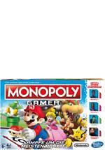 Mario - Monopoly Mario Gamer Edition
