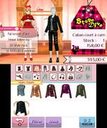 3DS New Style Boutique 3 Styling Star