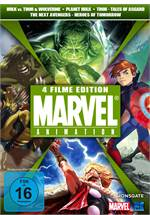 Marvel Comics - DVD Marvel-Box 2