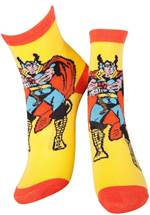Marvel Comics - Socken Thor and Mjölnir (Größe 39-42)