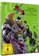 Digimon Adventure tri. Chapter 2 - Determination (Blu-ray)