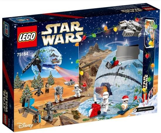 lego star wars adventskalender. Black Bedroom Furniture Sets. Home Design Ideas