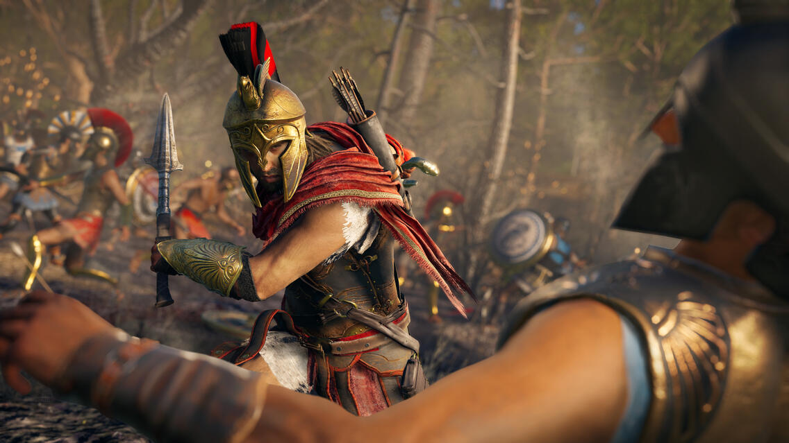 Assassins's Creed: Odyssey Screenshot