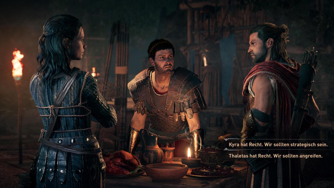 Assassins's Creed: Odyssey Screenshot