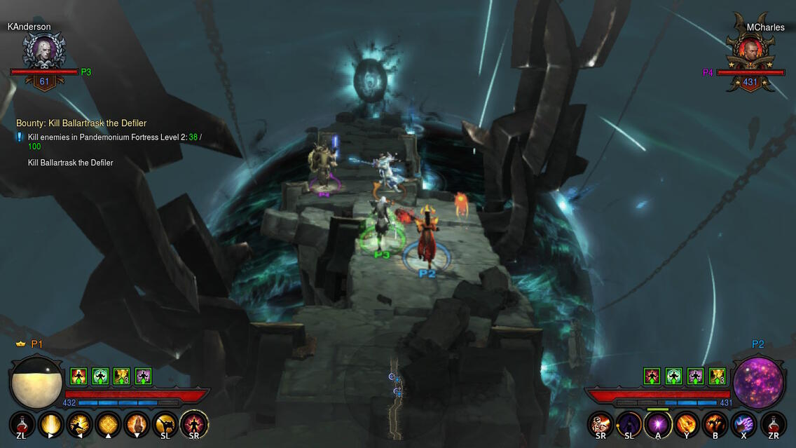 Diablo III Eternal Collection Screenshot