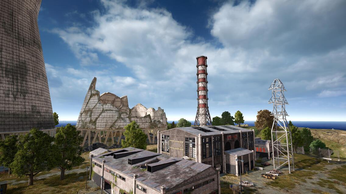 Playerunknown's Battleground - Game Preview Edition