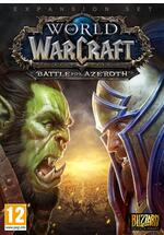 World of Warcraft - Battle for Azeroth Standard-Version (Physisch)